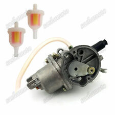 Pocket Bike Carb Carburetor Gas Fuel Filter For 47cc 49cc Dirt Bike MiniMoto ATV