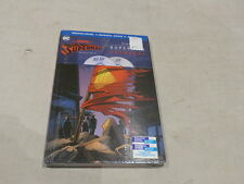 THE DEATH OF SUPERMAN GRAPHIC NOVEL+ SUPERMAN DOOMSDAY (ORIGINAL MOVIE) BLU-RAY