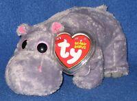 MWMT Ty Beanie Baby ~ TUMBA the Hippo 7 Inch