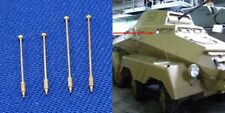 OUTLINE MARKERS x 4 PCS (TO WW II  GERMAN & ALLIED VEHICLES)#35A01 1/35 RB MODEL