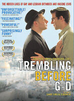 Trembling Before G-D (DVD, 2003) FREE Domestic Shipping!