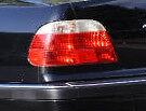 BMW E38 7-Series Genuine Left Taillight w/white turn signal 740i 740iL 750iL NEW