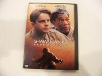~ THE SHAWSHANK REDEMPTION ( Dvd, LIKE NEW ) ~ Morgan Freeman ~ Tim Robbins ~