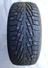 1 Winter Tyre Nokian Hkpl 7 Frt Spikes Run Flat 255/50 R19 107T New S27