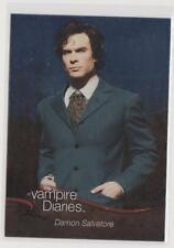 THE VAMPIRE DIARIES SEASON 1 TRADING CARDS FOIL INSERT CARD F02