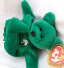 BEANIE BABIES ERIN 1997 ORIGINAL STORED FOR 22 YEARS. BORN MARCH 17,1997 💚RARE