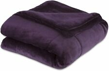 Vellux Plush Luxury Super Soft, Fluffy and Fuzzy Comfortable Lightweight, Warm a