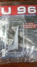 U96 - Ausgabe Nr. 29 Modellbau Hachette / OVP