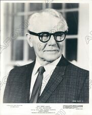 1970 Actor Charlie Ruggles in The Ugly Dachshund Press Photo