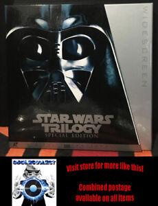 Star Wars Trilogy - Widescreen Laserdisc Japan Box Set