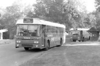 PHOTO London Country AEC Reliance JPA179K RP79 in 1970s on route 384