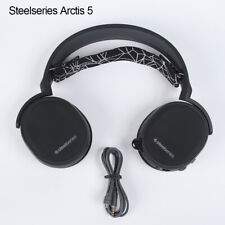 SteelSeries Arctis 5 Wired DTS Headphone Gaming Headset for PC and PlayStation 4