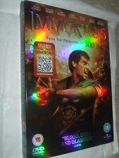 IMMORTALS Henry Cavill  Mickey Rourke DVD NEW & SEALED