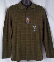 ARROW Men's Heritage Kits Long Sleeve Polo Style Shirt NWT Various Colors