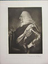 1907 print ~ Chevalier de St George ~