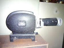 schwarzer Leitz Wetzlar antiker Diaprojektor Prado 150? optisches Gerät ca. 1950