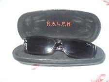 a31ebce4f4 Ralph Lauren unisex 7532S black sunglasses 54014 130 hard case included
