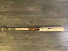 "HUNTER RENFROE signed / autographed ""Game Used"" Bat ~ San Diego Padres ~ Proof"