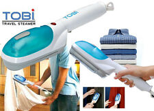 New Portable Travel Steamer Handheld Iron Clothes Hand Held Garment Steam Brush