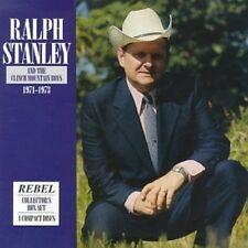 Ralph Stanley - 1971-1973 CD (4) Rbl Music NEU