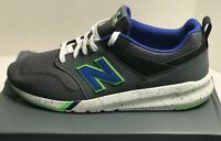 NEW BALANCE 009 V1    MEN'S SIZE 12    DARK GREY    ATHLETIC SHOES    MS009ME1