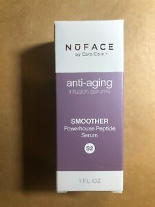 NUFACE - Smoother Peptide Serum (1 fl oz / 30 ml)