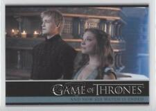 2014 Rittenhouse Game of Thrones Season 3 10 And Now His Watch is Ended Card 3x6