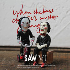 2 PCS Saw Billy Figure Toy