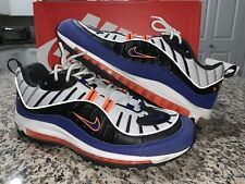 """Pre Owned Nike Air Max 98 """"Knicks"""" Size 12"""