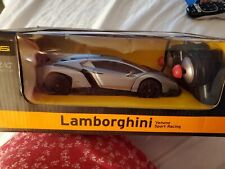 GSI RC 1:24 SCALE REMOTE LAMBORGHINI VENENO SPORTS RACING NEW