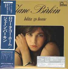 JANE BIRKIN-LOLITA GO HOME-JAPAN MINI LP SHM-CD Ltd/Ed G00