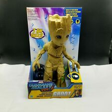 I AM GROOT Guardians of the Galaxy Vol 2 Dancing Talking MARVEL Figure Toy NEW