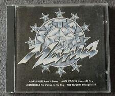 Metal Mania, judas priest alice cooper moterhead ted nugent ect..., CD