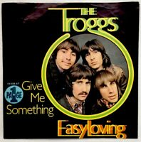"THE TROGGS -7""-1970⚠️Unplayed⚠️ Easy Loving/Give me something-Page One 14528AT"