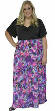 Polyester All Seasons Maxi Dresses for Women