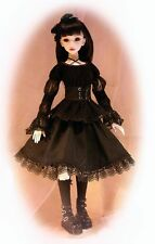 Gracefaerie Pattern #10 for BJD Dolfie SD EGL Blouse, skirt, dress waist cincher