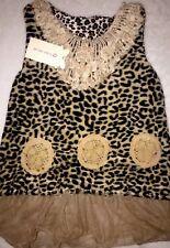Children's Clothing Dresses Little Girls Leopard Dress