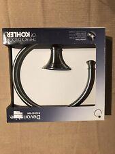 R10557-BN the bold look of kohler Towel Ring Brushed Nickel
