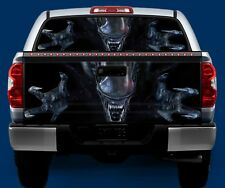 ALIENS- Tailgate OR Window Truck Tailgate Wrap Vinyl Graphic Decal Wrap