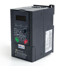 1.5KW 2hp 7A 220VAC Single Phase Variable Frequency Drive Inverter VSD VFD