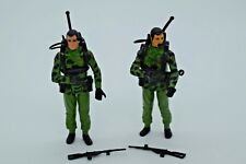 GI Joe Action Force Z Force Radio Operator Complete Army Figure