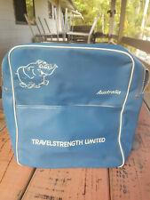 Commonwealth Bank - Vinyl/PVC - Travel Bag