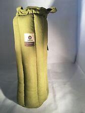"Vatra ""Tube Bag"" 12"" Green HEMP water Hookah Bag. Glass bag,   pipe case"