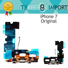 Flex Dock Conector Carga para iPhone 7G Negro Calidad Original PREMIUM
