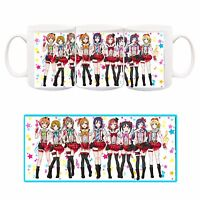Love Live Project School Idol Honoka Nico Tazza Ceramica Mug Cup Anime Manga