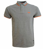 New Mens Crosshatch Pique Short Sleeve Tiptop Polo Shirt Designer Top T-shirt