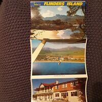 Scenic Flinders Island - Vintage Views Postcard