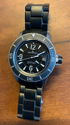 Jaeger LeCoultre Master Compressor Diving Automatic Navy Seals, Limited Edition