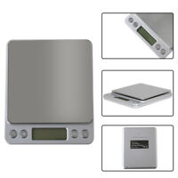 Mini 0.1g/0.01g Digital Scale Jewelry Pocket Balance Gram LCD Weighing Scales