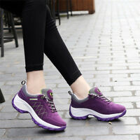 Women Sneakers Breathable Light Casual Outdoor Running Air Cushion Fashion Shoes